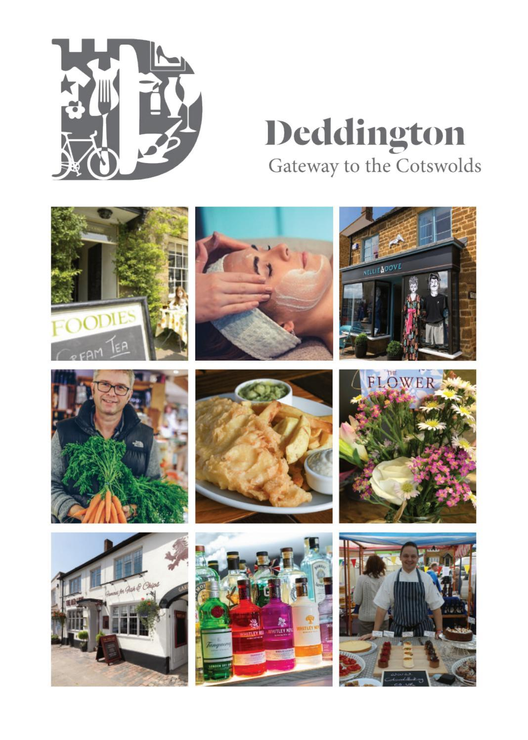 Discover Deddington